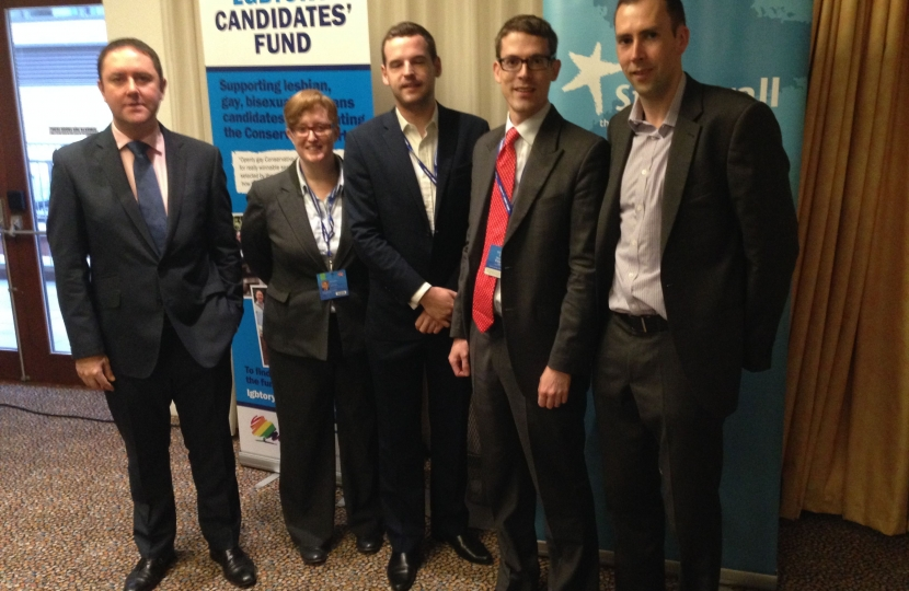 LGBTory Candidates Fund Launch with Ruth Hunt