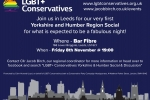 LGBT+ Conservatives Yorkshire & Humber Social & Discussion