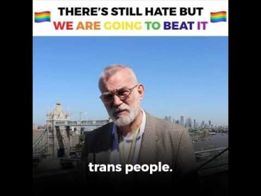 Embedded thumbnail for London Assembly Member, Andrew Boff - IDAHOBIT 2019